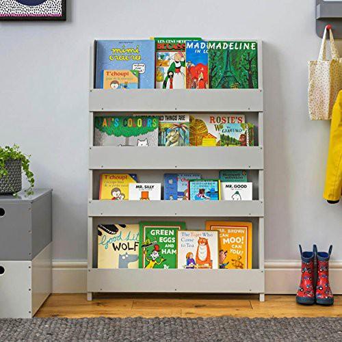 die 10 besten Kinderbuchregale